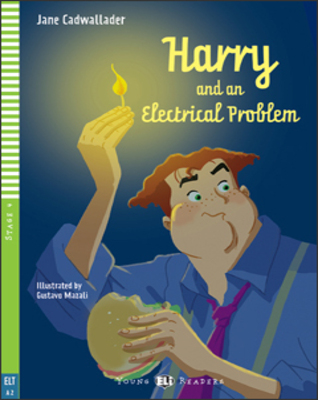 Harry and an Electrical Problem + Audio CD