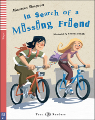 In Search of a Missing Friend + Audio CD
