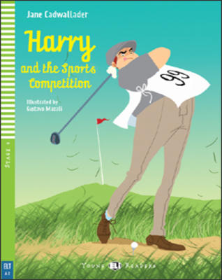 Harry and the Sports Competition + Audio CD